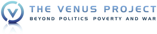 Venus Project logo mirror